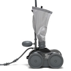 LL505GG Letro Legend Pressure Side Pool Cleaner, All Grey