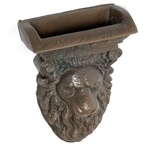 Wallsprings Sconce Sheer Lion Bronze