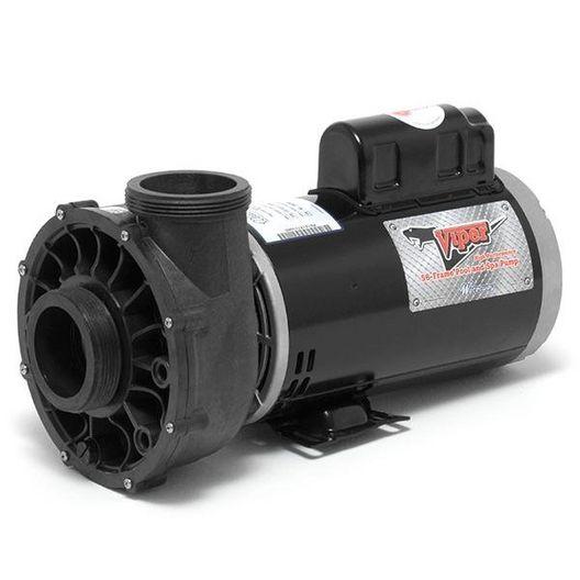Waterway - Viper 56-Frame 5HP Dual-Speed Spa Pump, 2-1/2in. Intake, 2-1/2in. Discharge, 230V - 305645