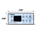 Balboa - Generic Panel Serial Deluxe Digital (2 Pump, Blower, Lite) - 305696
