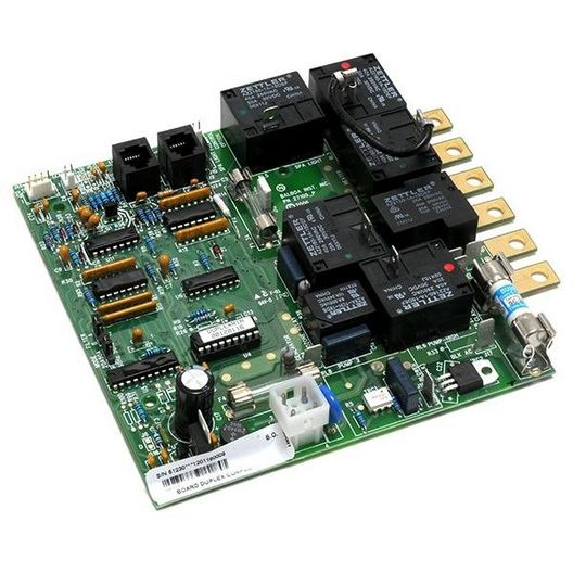 Generic Board Duplex Analog with Serial Ports