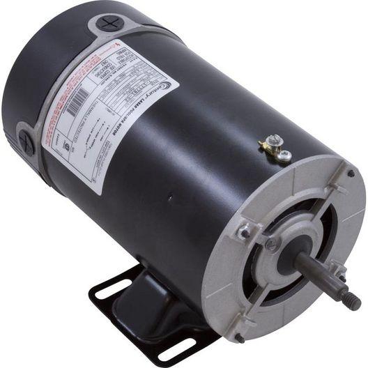 Flex-48 48Y Thru-Bolt 3/4 or 0.10 HP Dual Speed Above Ground Pool Motor, 8.8/2.6A 115V