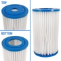 Coleco F-110 CR-8 Replacement Filter Cartridge
