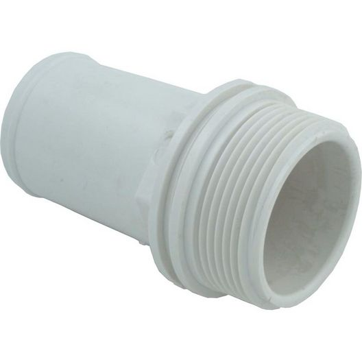1-1/2in. MPT x 1-1/2in. Hose - Male Smooth Adapter