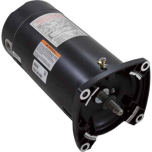 Century A.O. Smith - USQ1102 Square Flange 1 HP Up-Rated 48Y Pool Filter Motor