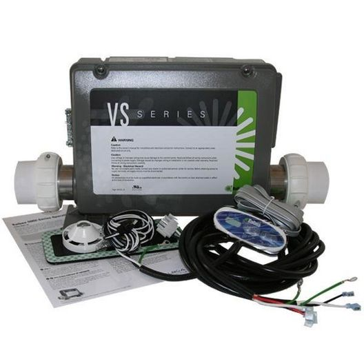 Bundled System VS501Z Retrofit Kit Complete (Controls Primary Pump, Heater, Light, Ozonator, and Blower or Secondary Pump)