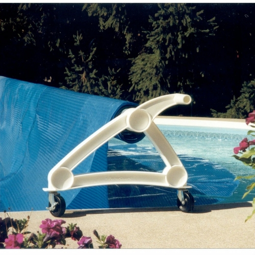 Feherguard - FG-BH Blanket Handler Reel Ends Only for In Ground Pools