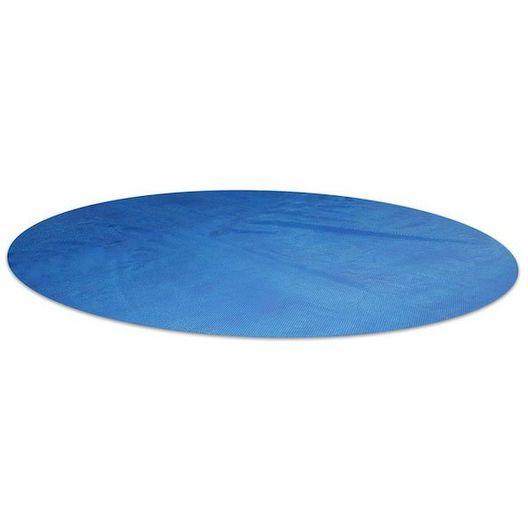 PoolSupplyWorld  18 Round Blue Solar Cover Three Year Warranty 8 Mil