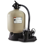 Sand Dollar SD40 Sand Filter System with 1-1/2HP Dynamo Above Ground Pool Pump