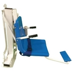 S350SA Superior Series Pool Lift with Concrete Anchor