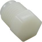 A&M Industries  Plug Nylon NPTM 1/4in.