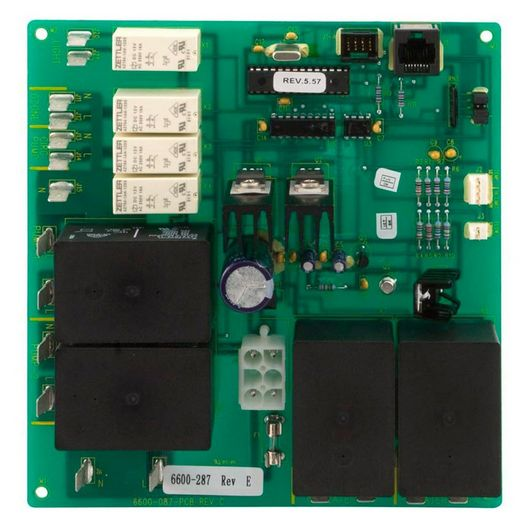 PCB Lx-15 Rev 5.03 Sweetwater No Circuit