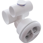 Hydroair - Jet Assembly Microssage 1-1/2in. X 1in. White - 307927
