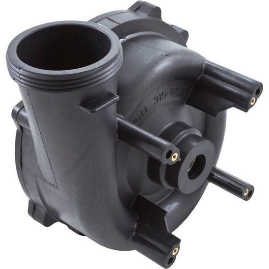 Waterway Spa Pump, Executive Series, 3.0 HP, 240v, 2 inch Side Discharge, 1 or 2 speed, 48 frame