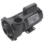 Waterway - Executive 56-Frame 2HP Single-Speed Spa Pump, 2in. Intake, 2in. Discharge, 230V - 308617