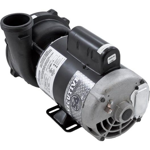 Executive 56-Frame 2HP Single-Speed Spa Pump, 2-1/2in. Intake, 2in. Discharge, 230V