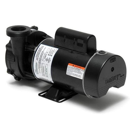 Waterway  Hi-Flo Side Discharge 1HP Single-Speed Spa Pump 115V