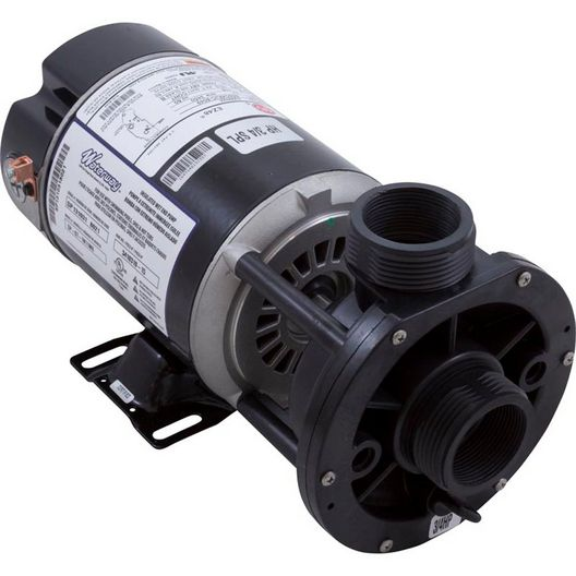Waterway - Center Discharge 48-Frame 3/4HP Single-Speed Spa Pump, 115V - 308623
