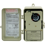 Intermatic - One Circuit Air Switch with Clock in Plastic Enclosure - 308760