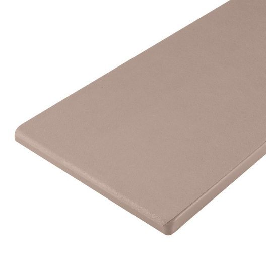 S.R. Smith - 6' Frontier III Diving Board with Flyte-Deck II Stand, Taupe/Taupe - 308826
