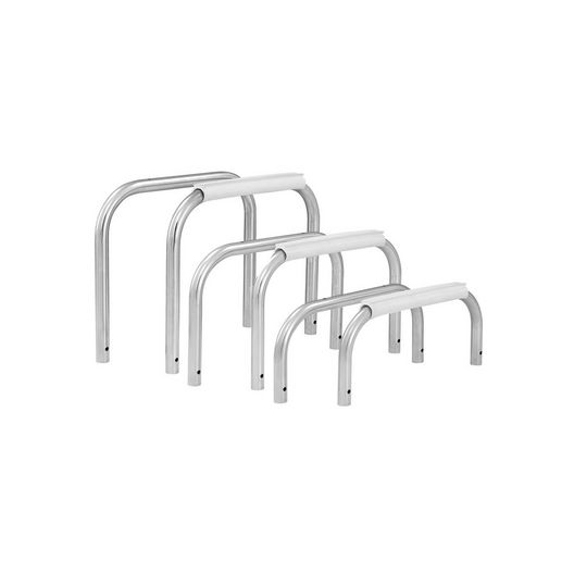 S.R. Smith - Econo U Frame 10' Stand, Polished Steel - 308995