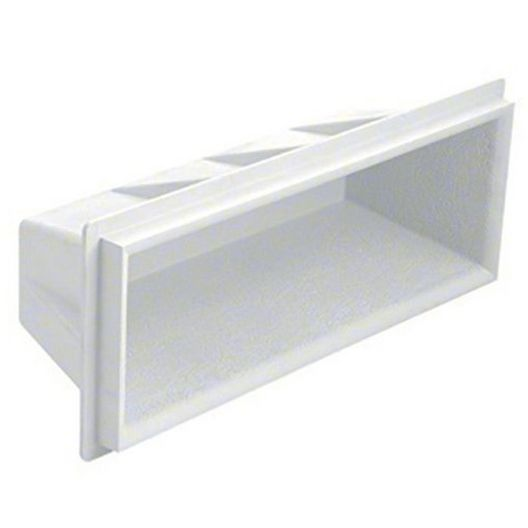 S.R Smith  Single Baja Step for Safety Ladder without Hardware White