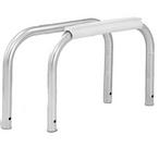 Econo U Frame 6' Stand, Polished Steel