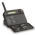 Pro Logic and Aqua Plus Wireless Table Top Display/Keypad Black, for use with P-4 System