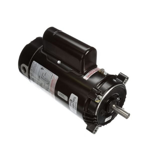 Century A.O. Smith - 56C C-Face 3/4 HP Single Speed Full Rated Pool Filter Motor, 11.0/5.5A 115/230V