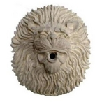 Wallsprings Lion Baroque Large White