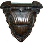 Wallsprings Sconce Corinthian Brass