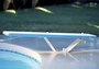 Duro-Spring 6' Diving Board Only with White Tread, Blue