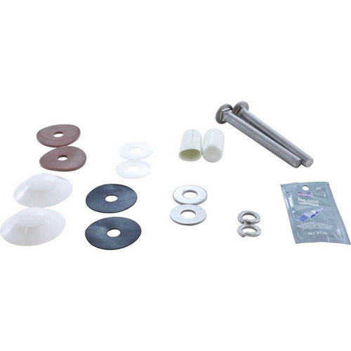 Inter-Fab - Techni-Beam Board to Techni-Spring Base Complete Mounting Kit
