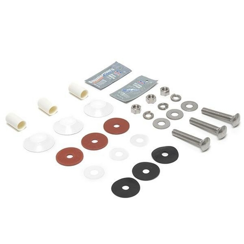 Inter-Fab - Complete Mounting Kit for Duro-Spring