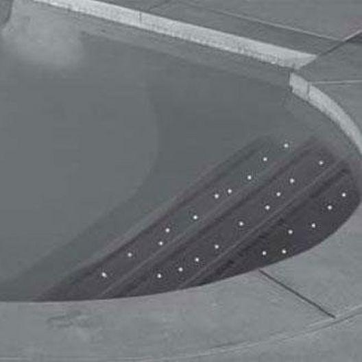 Fiberstars  Star Floor Kits 25 Floor Fixtures (2 Strands of fiber ea. for Gunite Pools S.R Smith