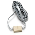 Phone Plug 10' Extension with 1 to 1 Connector