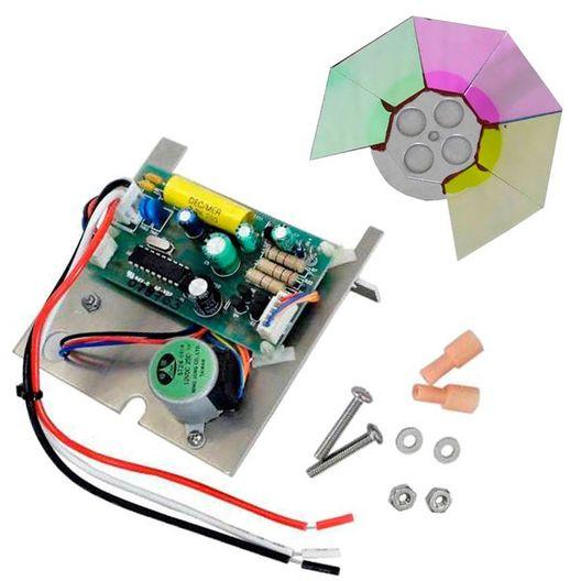 Fiberstars  Hot Mirror Color Wheel Motor PC Board Assembly 6004-AS S.R Smith