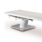 Inter-Fab - Techni-Spring 8' Spring Assembly with Mounting Hardware, Hammerstone Gray - 313155