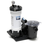 Waterway - Above Ground Filter System TWM-30 Cartridge with Trap - 313292