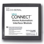 Goldline Controls - Aqua Connect HA Home Automation Interface - 313364