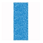Swimline  Overlap 16 x 32 Oval Blue 72 in Expandable Depth Above Ground Pool Liner 20 Mil
