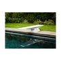 Complete Spring Assembly for 8' Salt Pool Jump System, Radiant White