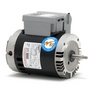 Guardian 56J C-Face 1 HP Single Speed SVRS Pool and Spa Motor, 15.0/7.5A 115/230V