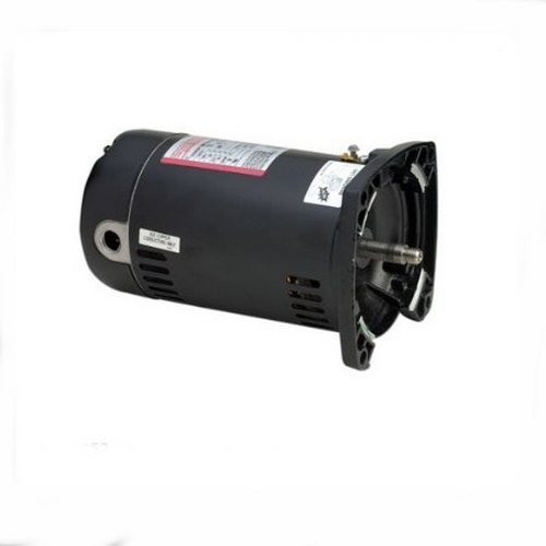 Century A.O. Smith - Guardian 48Y Square Flange 1-1/2 HP Single Speed SVRS Pool and Spa Motor