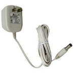 Power Supply, Wall Plug In F/Aql Remote, White