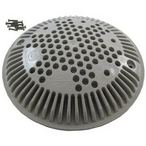 Outlet Suction Cover, Grey, ANSI Ok