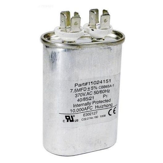 Fan Run Capacitor for HeatPro