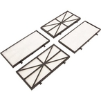 Filter Media -Kit of 4 Fits 9991414-Assembly