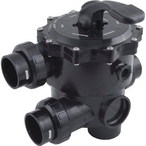 2in. Side Mount Valve with Plumbing