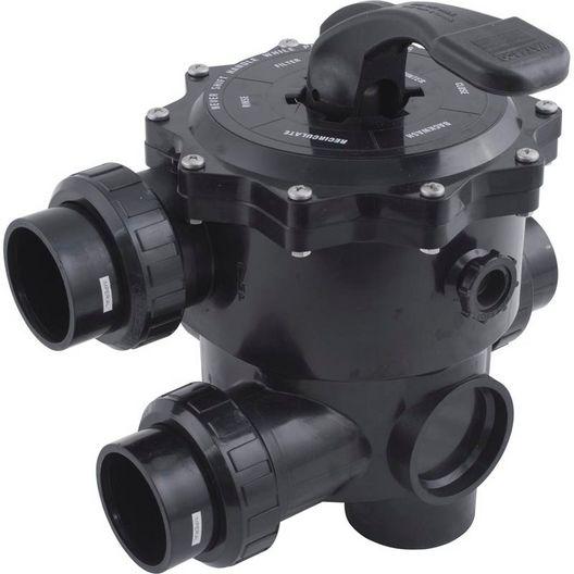Waterco - 2in. Side Mount Valve with Plumbing - 316209